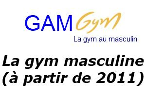 Gym Artistique Masculine (GAM)
